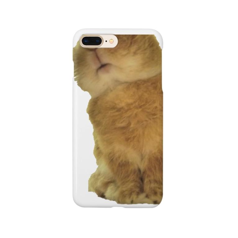 えだまめ  デザイン ショップのぽわわ~ん 召喚獣シリーズ Smartphone cases