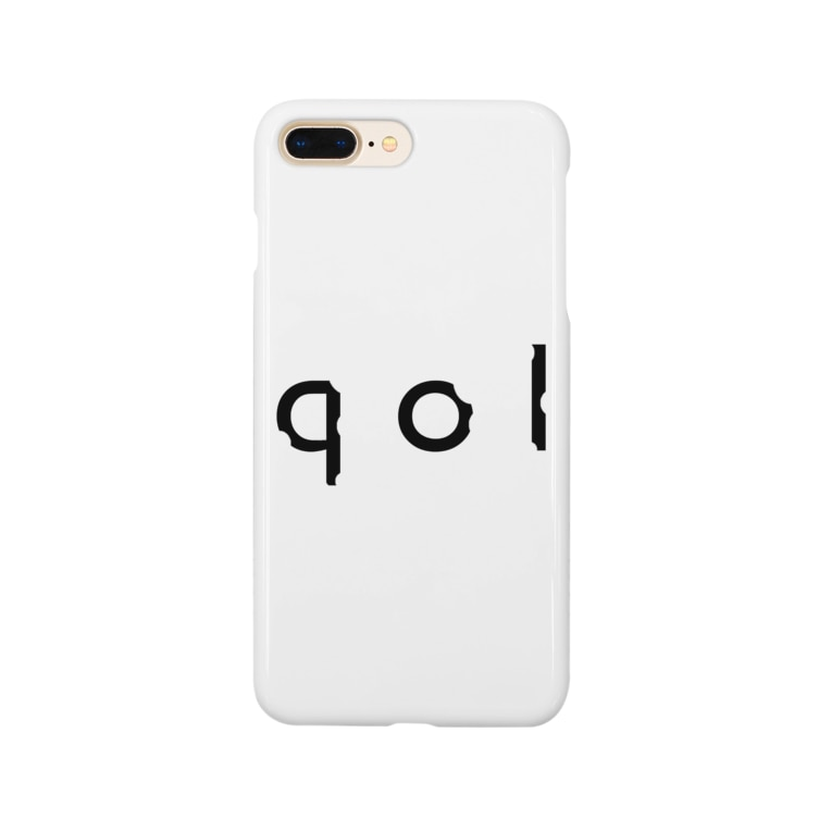 munokshowのQOL Smartphone cases