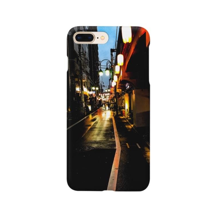 CKRNのTokyo_1 Smartphone cases