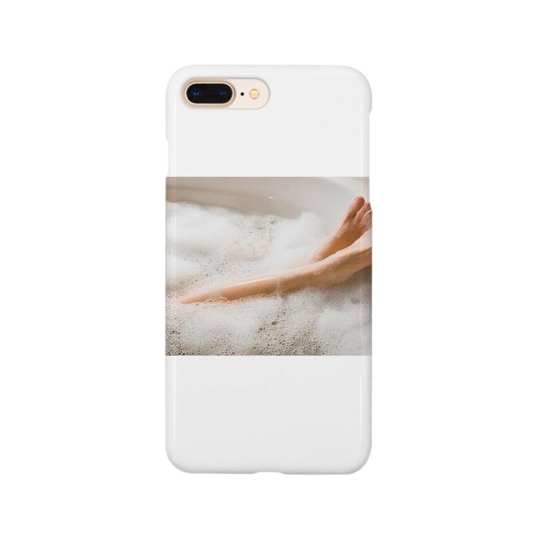 Teatime ティータイムの美脚 Smartphone cases