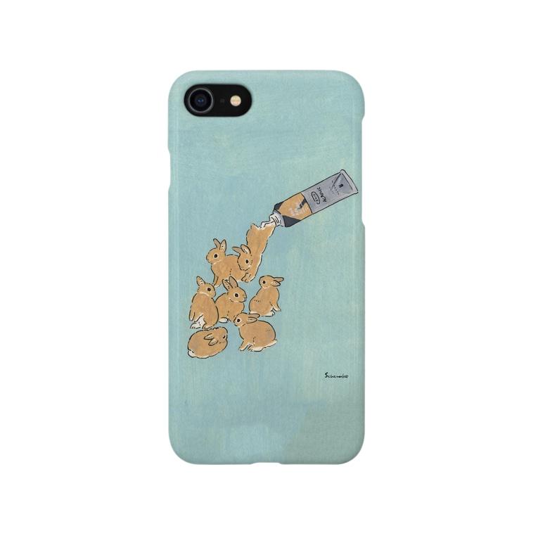 SCHINAKO'Sのローシェンナ Smartphone cases