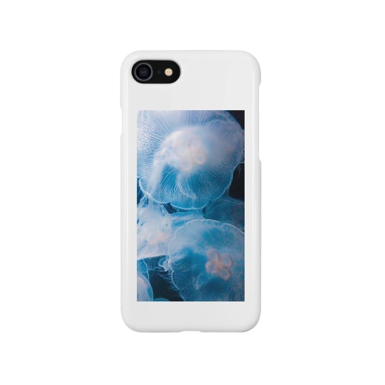 SoRaのミズクラゲ Smartphone cases