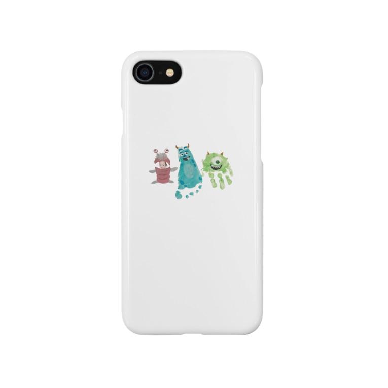 ___KOHAKUのこはくん半年記念 Smartphone cases
