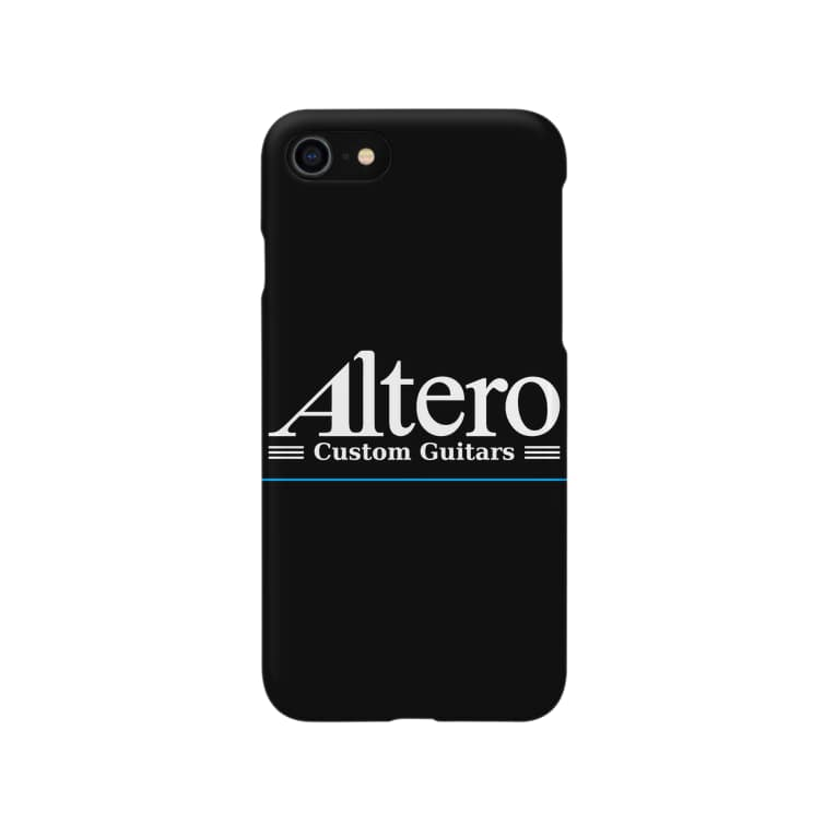 Altero_Custom_GuitarsのAltero Custom Guitars Smartphone cases