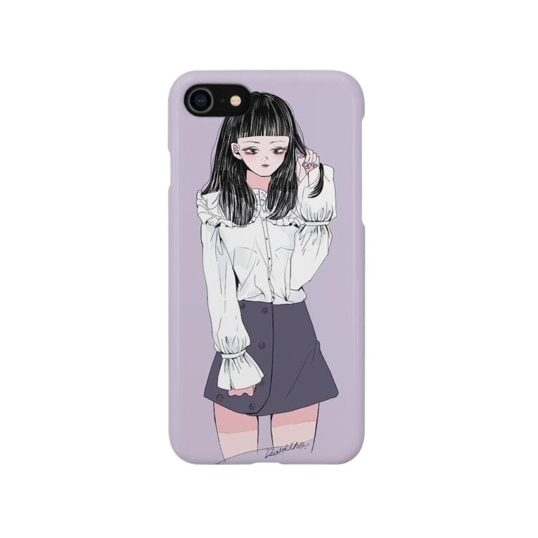 ササキカレンの東京Lv100の女 Smartphone cases