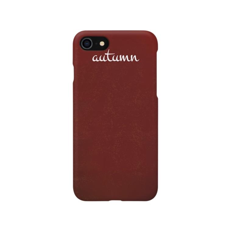 WATERupのオータムケースiPhone7/8 Smartphone cases