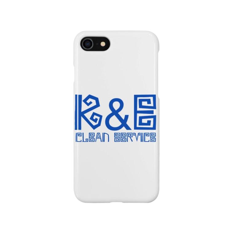 GUTSUのK&E Smartphone cases