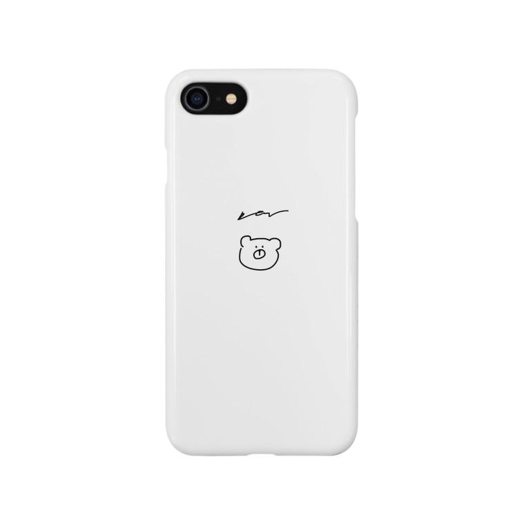なのはなショップのくまさん Smartphone cases
