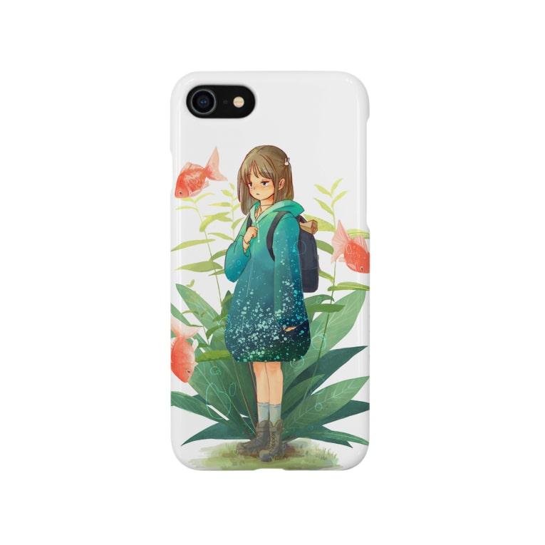 meru_lotteの君だけの冒険が始まる Smartphone Case