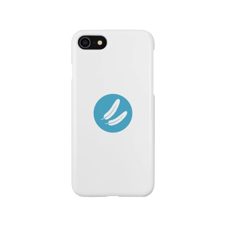 littlebirdのtsumugi Smartphone cases