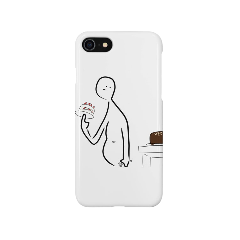 e_buttonのあと2個はいける Smartphone cases
