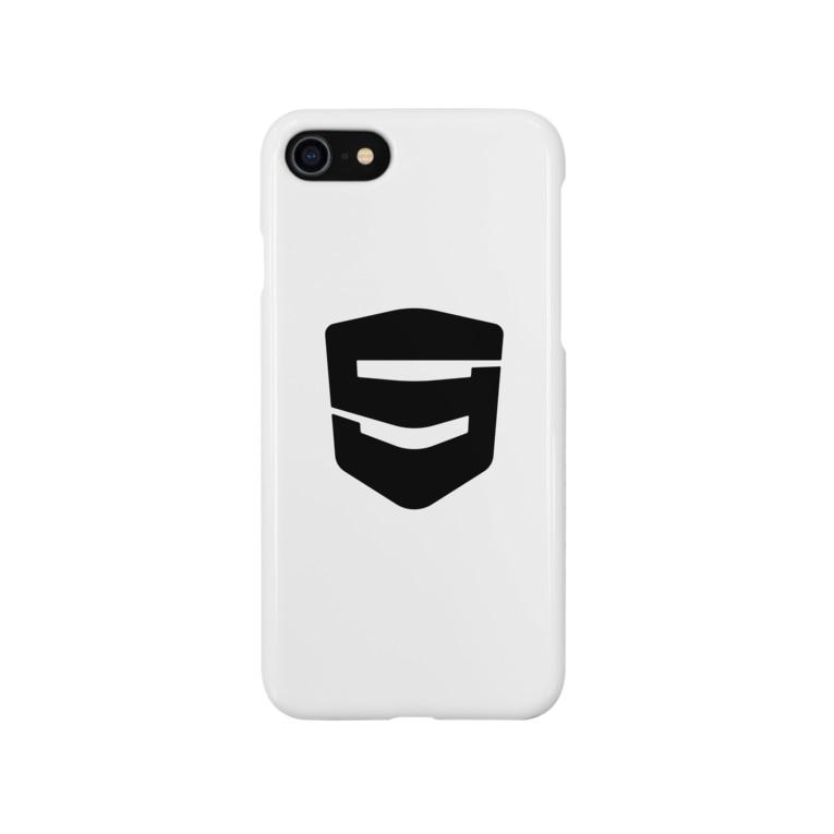 section9の《株式会社9課》 Smartphone cases