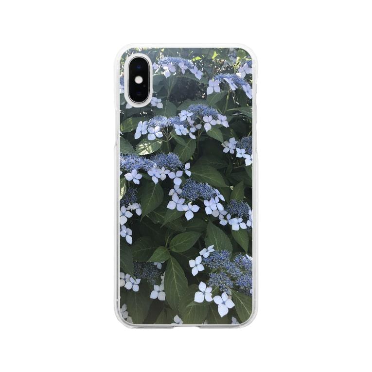 senri49の雨ニモ負ケズ Soft clear smartphone cases