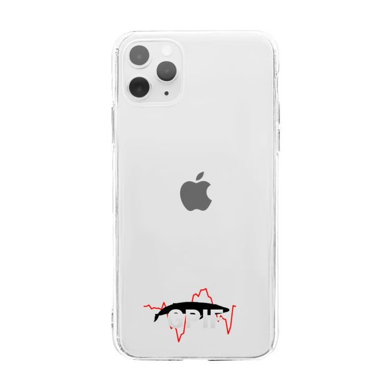 masaoz1000のGPIF USD/JPY  年金積立金管理運用独立行政法人 ドル/円 Soft clear smartphone cases