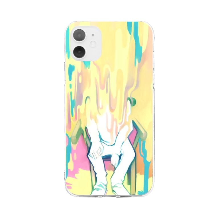 CoCoA冥土のI Don't like for Vincent van Gogh life Soft clear smartphone cases