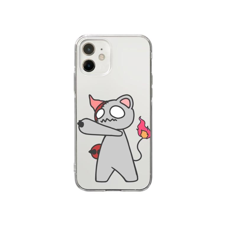 ラウロ・アシュレット😈のライダー変身 Soft clear smartphone cases