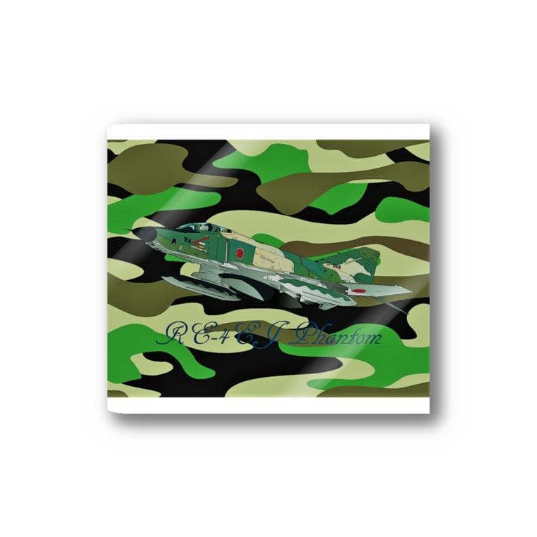 NOMAD-LAB The shopの RF-4EJ phantom Stickers