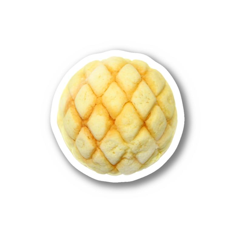 Pop-Hanaのメロンパン Stickers