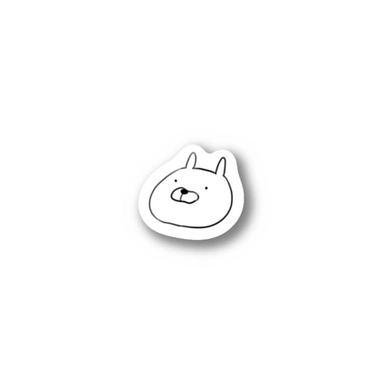 りおるくんのてぐせ Stickers