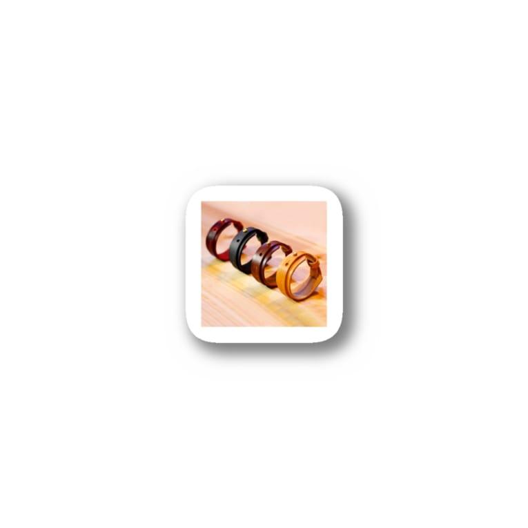 noroooowの本革ペアブレスレット レザーブレスレット メンズ レディース 人気 おしゃれ 記念日/誕生日 プレゼント 彼氏 彼女 ラッピング付き Stickers