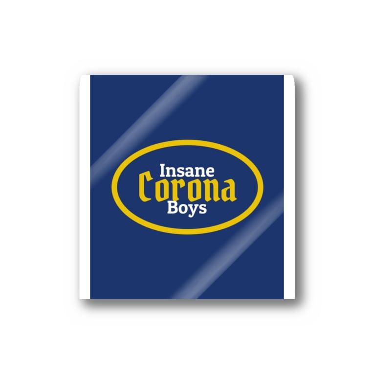 Insane Corona Boys のInsane Corona Boys ステッカー Stickers