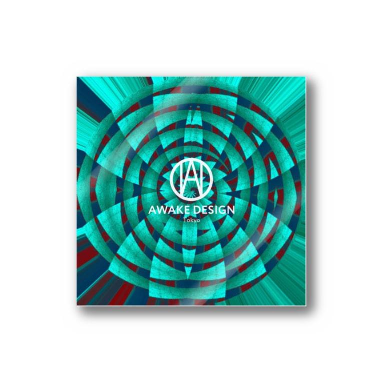 AWAKE_DESIGNのawake341 Stickers