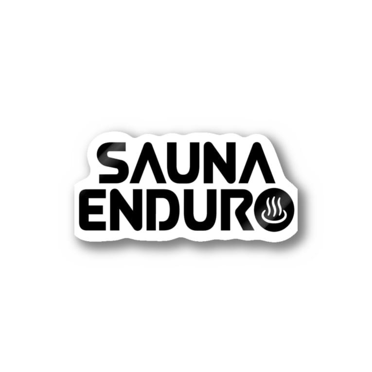 FUNAI RACINGのSAUNA ENDURO Stickers