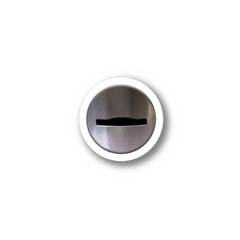 cosmicatiromのコイン投入口 Sticker