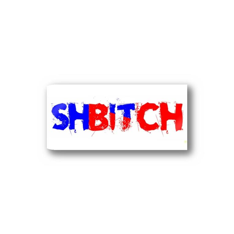 COPYL STOREのSHBITCH Stickers