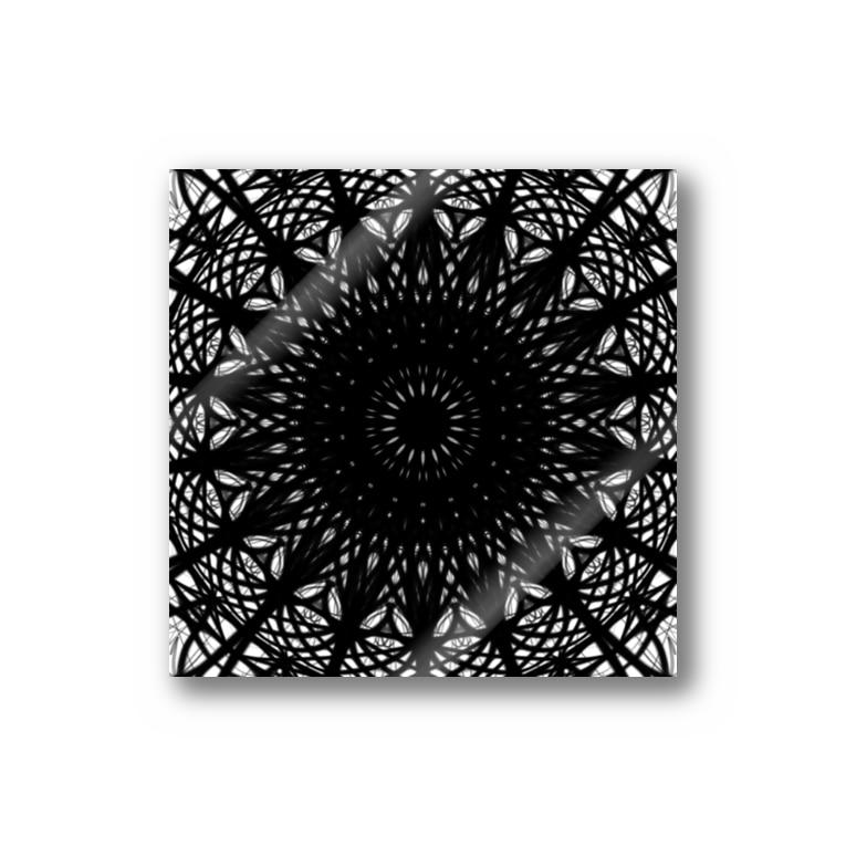 左の幾何学模様 series Stickers