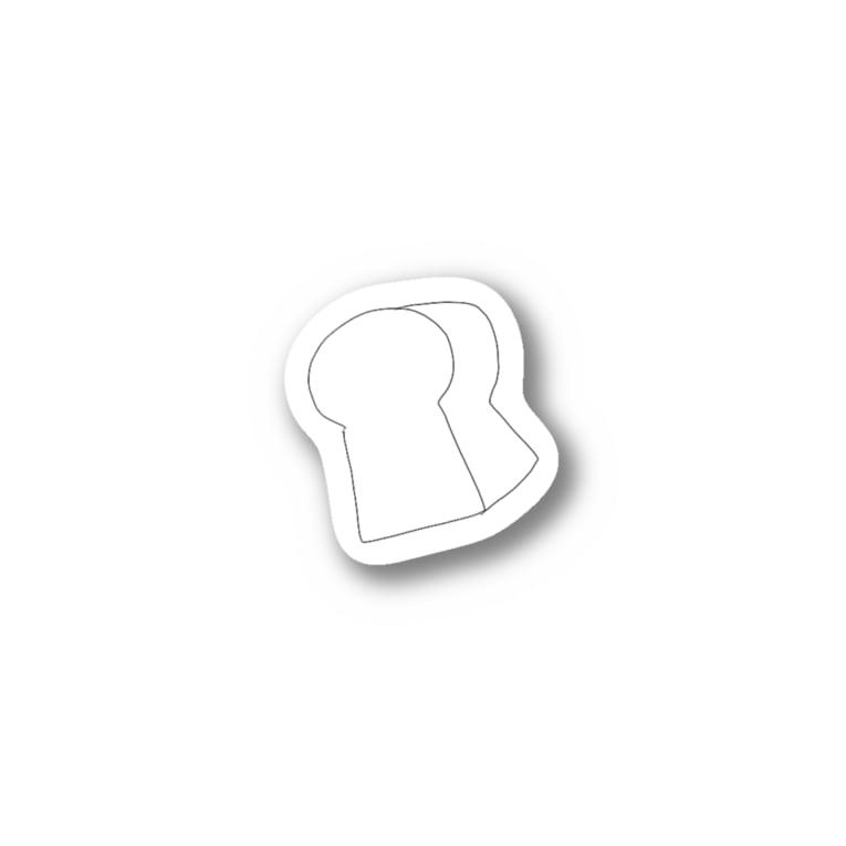 ⭐の食パン Stickers