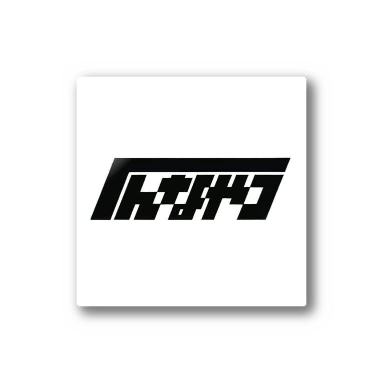 LOGO_ALBUMのCRAZY SHOP Sticker