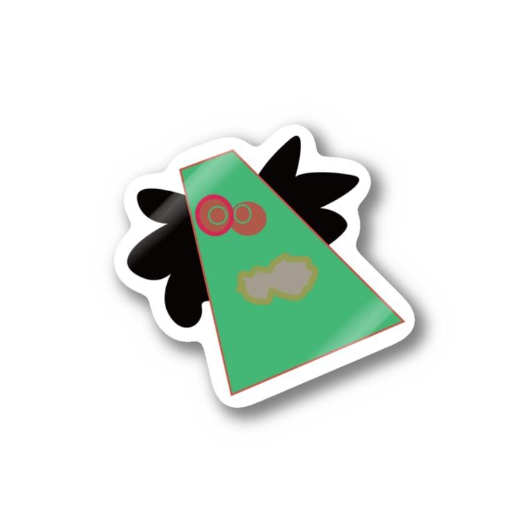near_childのカウント・ラブ Stickers