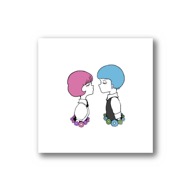 AitAnの恋 Stickers