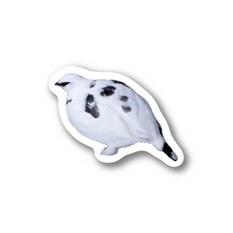 kazefukikoの雷鳥 ステッカー Stickers