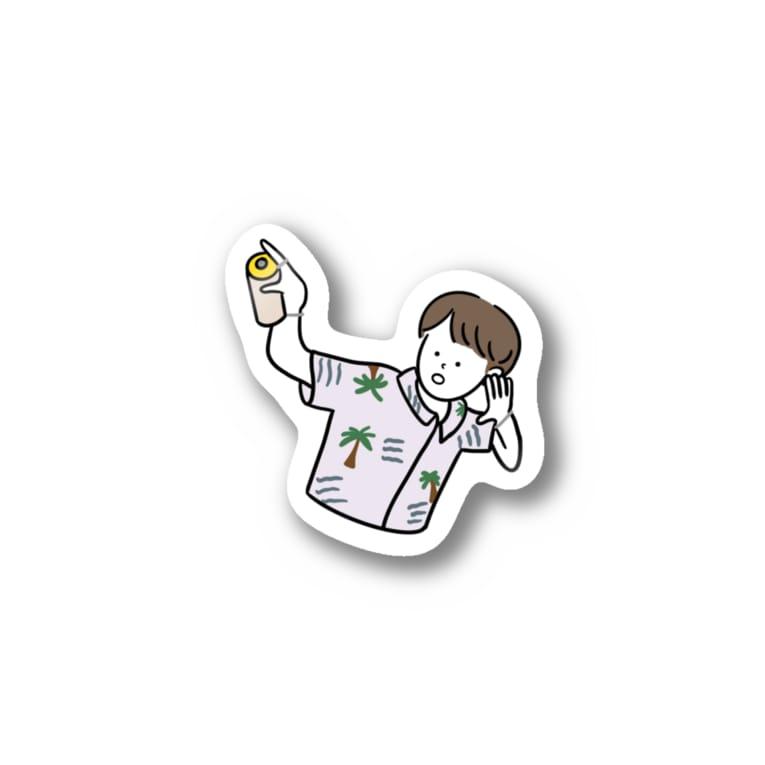 deyoのj-hope Stickers