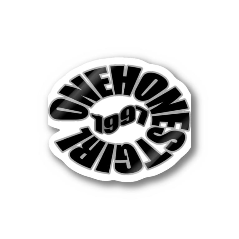 ONEHONESTGIRLのONEHONESTGIRL Stickers