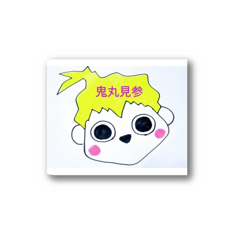 PINKSHOCKの鬼丸くん Stickers