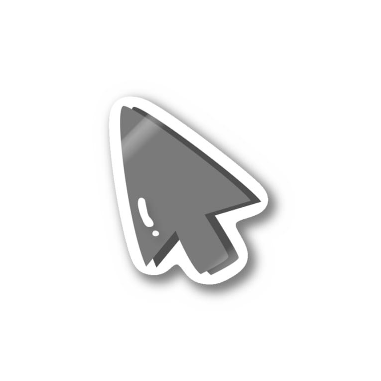 söpö minäのぽっぷなかーそる Sticker