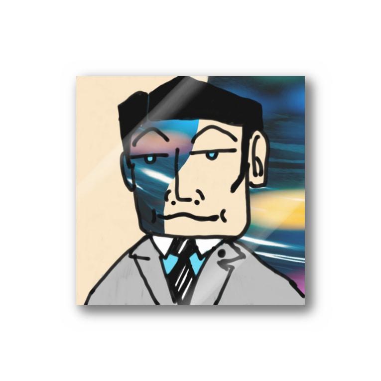 Dr.イエロー46の週末はクラブ活動 Stickers