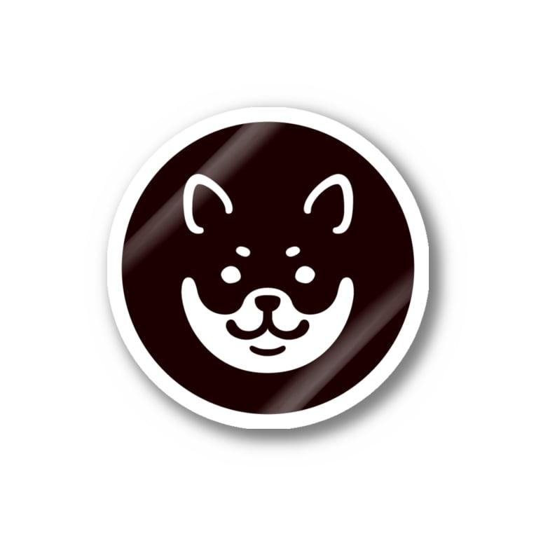 chi-bitのSHIBAT - Basic Stickers