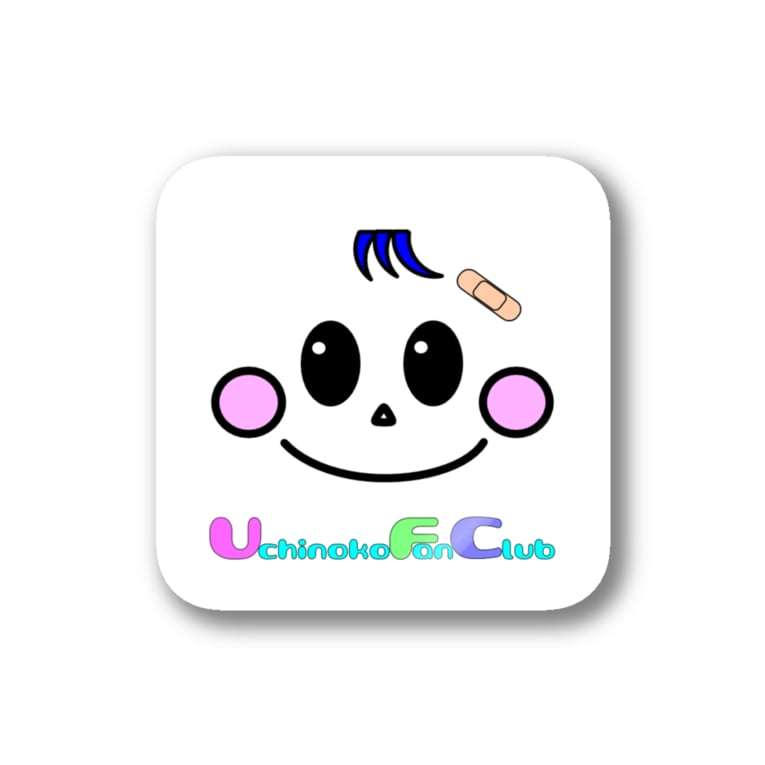 tomo-miseのUchinoko Fan Club 1 (ステッカー) Stickers