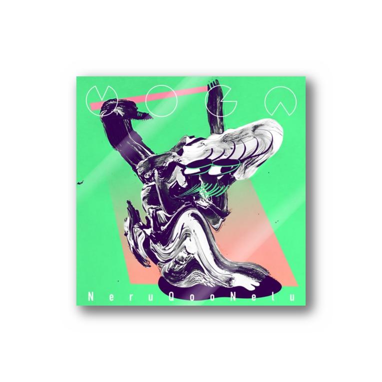 NeruQooNeluのNQN YOGA ステッカー02 Stickers
