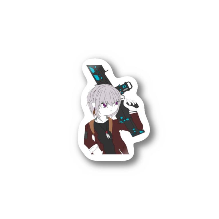 Meer/メーア⚓️🎮💎のMeer/メーア  Stickers