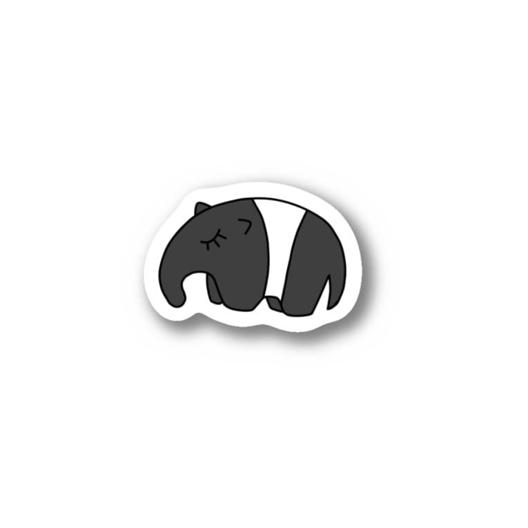 Sedo_TotoのB.B.P.M. Stickers