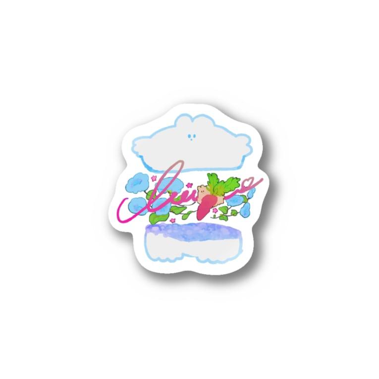 タジャのドッドッ Stickers