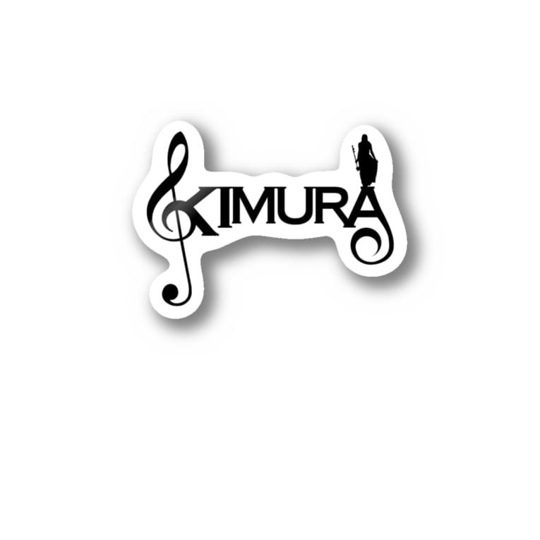 KIMURA Web shopのKIMURA グッズ Stickers
