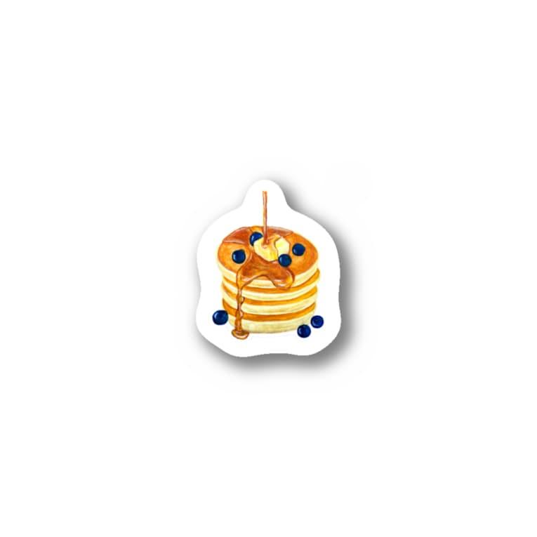 コロネのパンケーキだよん Stickers