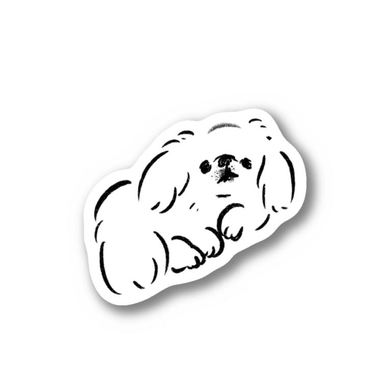 せいこせんせいのペキニーズ【せいこせんせい】 Stickers