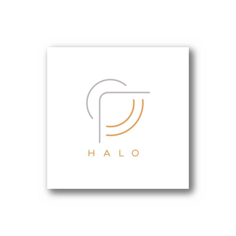 SHOP_of_TKのHALO Sticker